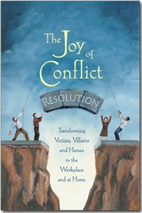 The Joy of Conflict Resolution - book cover