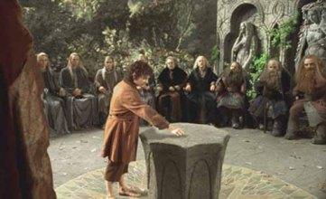 frodo taking ring